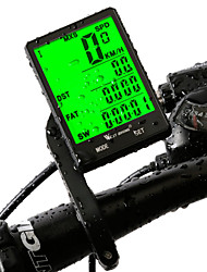 cheap -WEST BIKING® Bike Computer / Bicycle Computer / Cycling Speedometer Waterproof / Stopwatch / 2.8'' Large Screen Cycling / Bike / Camping / Hiking / Caving / Fixed Gear Bike Cycling