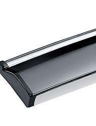 abordables -4pcs Coche Deflectores y Escudos transparente Tipo de hebilla / Tipo de pasta For Ventana de carro For Peugeot 307 Todos los Años