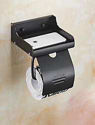 economico -Porta rotolo di carta igienica Multiuso Moderno Alluminio 1pc - Bagno N / D Montaggio su parete