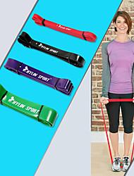 abordables -KYLINSPORT Bandes d'exercice/Elasiband Appareils d'Exercice en Suspension Exercice & Fitness Gymnastique Poids d'Entrainement Caoutchouc