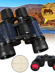cheap -60X60mm Binoculars High Quality Night Vision BAK4 Multi-coated 1000m Central Focusing Camping / Hiking Hunting Trail Aluminium Alloy 7005