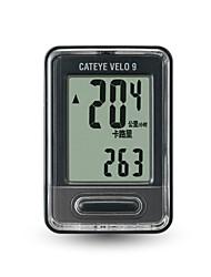 Недорогие -CatEye® VELO9 Велокомпьютер GPS Секундомер Спидометр Горные На открытом воздухе Велоспорт