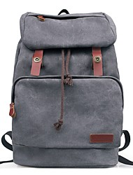 cheap -Unisex Bags Canvas Sports & Leisure Bag Buttons Geometric Brown / Green / Gray