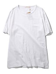 povoljno -Majica s rukavima Muškarci - Osnovni Dnevno Jednobojni