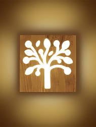 abordables -Nouveauté Eclairage tableau Chambre à coucher / Bureau / Bureau de maison / Intérieur Acrylique Applique murale 220-240V 4W