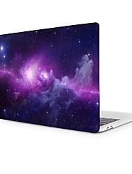 abordables -MacBook Etuis pour Ciel Plastique MacBook Pro 13 pouces MacBook Pro 15 pouces MacBook Air 13 pouces MacBook Air 11 pouces MacBook Pro 15