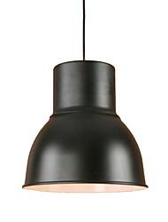 preiswerte -Vintage Metall Loft Pendelleuchten Metall Schatten Wohnzimmer Esszimmer Cafe Bars Bekleidungsgeschäft Leuchte