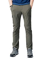 abordables -Homme Pantalons de Randonnée Extérieur Séchage rapide Anti-transpiration Respirabilité Pantalon / Surpantalon Bas Activités Extérieures