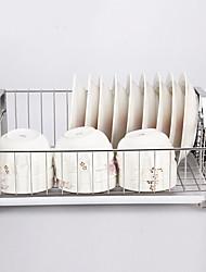Недорогие -Кухонная организация Коробки для хранения Нержавеющая сталь Прост в применении 1шт