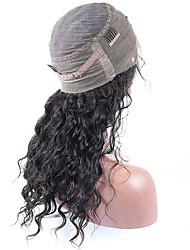cheap -Peruvian Hair Loose Wave Virgin Human Hair Weaves 4 Pieces 10 - 28 inch Hot Sale Hair Weft with Closure Women's