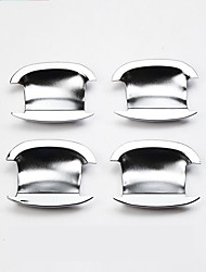 Недорогие -4шт Автомобиль Дверная чаша Деловые Тип пасты For Двери автомобиля For Volkswagen Lavida 2017 / 2016 / 2015