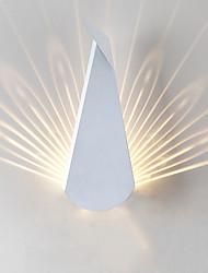 billige -CONTRACTED LED Mat LED Moderne / Nutidig Væglamper Til Stue Soveværelse Læseværelse / Kontor Entré Metal Væglys 110-120V 220-240V 2W