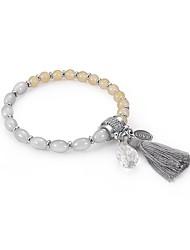 abordables -Femme Chaînes & Bracelets - simple, Doux Bracelet Arc-en-ciel Pour Soirée Ecole