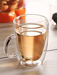 Недорогие -Drinkware Органическое стекло Стекло / Кружка Теплоизолированные 1 pcs