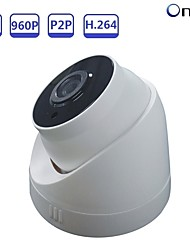 cheap -STRONGSHINE ST-POEP1325B07R 1.3 mp IP Camera Indoor / Dome / Wired / CMOS / 50 / 60