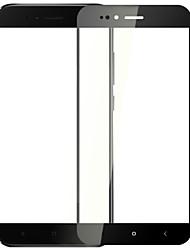 Недорогие -Защитная плёнка для экрана XIAOMI для Xiaomi A1 Закаленное стекло 2 штs Защитная пленка на всё устройство Защита от царапин