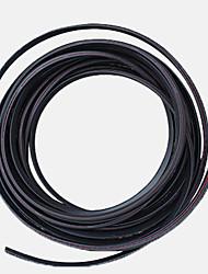 Недорогие -8m Автомобильная бамперная лента for Двери автомобиля внешний Общий Ластик For Великая стена Все года WEY VV7S