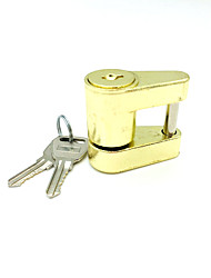 "cheap -Trailer Coupler Padlock 1/4"" Pin Size Trailer Coupler Hitch Keyed Padlock Lock"