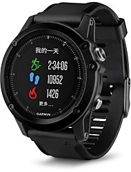 Недорогие -GARMIN® fenix3 HR Bluetooth Tracker Велокомпьютер Велоспорт Bluetooth карта Шоссейный велосипед Велоспорт