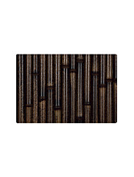 cheap -Creative Casual Country Doormats Area Rugs Bath Mats Flannelette, Superior Quality Rectangle Striped Lines / Waves Graphic Rug