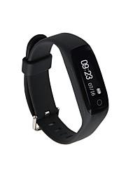 Недорогие -Смарт Часы D6 для Android 4.4 / iOS Педометры Педометр / Датчик для отслеживания активности / Датчик для отслеживания сна / Сидячий Напоминание / Датчик частоты пульса / 150-200