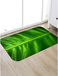 cheap -Doormats / Bath Mats / Area Rugs Traditional / Country Flannelette, Rectangle Superior Quality Rug / Latex Non Skid