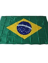 Недорогие -Праздничные украшения Спортивные мероприятия Кубок мира Государственный флаг Brazil 1шт