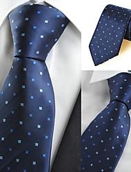 abordables -Homme Soirée Travail Cravate Points Polka