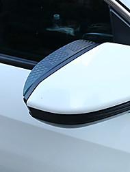 economico -2pcs Auto Sopracciglia pioggia auto Lavoro Incolla il tipo For Specchietto retrovisore For Ford Kuga 2018 / 2017 / 2016