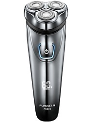 cheap -FLYCO Electric Shavers for Men 110-220 V Water Resistant / Water Proof / Power light indicator / Low Noise / Quick Charging / Washable / Charging indicator