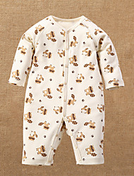 cheap -Baby Boys' Print Long Sleeves One-Pieces