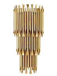 baratos -QIHengZhaoMing Luminárias de parede Sala de Estar / Quarto de Estudo / Escritório Metal Luz de parede IP20 110-120V / 220-240V 5W