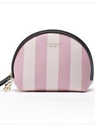 povoljno -Žene Torbe PU Clutch torbica Patent-zatvarač za Zabave Kauzalni Sva doba Blushing Pink