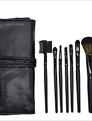 cheap -7 pcs Makeup Brushes Professional Makeup Brush Set / Make Up / Blush Brush Synthetic Hair / Artificial Fibre Brush Eco-friendly /