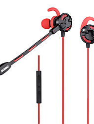 cheap -G618 Wired Headphones For PC Portable Headphones Metal 1pcs unit 60cm