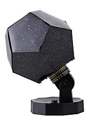 abordables -1set Etoile Projecteur Sky NightLight Blanc Chaud Blanc Bleu Batteries AAA alimentées USB Combinaison libre de bricolage Romantique