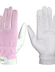 cheap -Full-finger Gloves Women's Keep Warm Wearable Breathable Skidproof Golf Glove Fabric