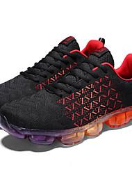 Недорогие -Муж. Тюль Лето / Осень Удобная обувь Спортивная обувь Беговая обувь Белый / Серый / Черный / Красный