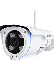 economico -Sricam 1 mp IP Camera All'aperto Support128 GB / CMOS / Indirizzo IP dinamico  / Android