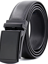 cheap -Men's Party / Work Leather / Alloy Waist Belt Pleated