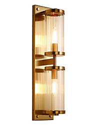 cheap -Crystal Eye Protection Modern/Contemporary Wall Lamps & Sconces For Living Room Study Room/Office Metal Wall Light 110-120V 220-240V 10W