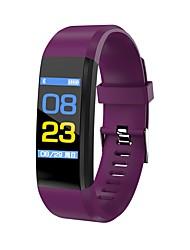 abordables -Montre Smart Watch Bracelet à puce Calories brulées Pédomètres Contrôle de l'APP Mesure de la pression sanguine Générique Traqueur de