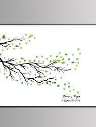 abordables -Porta Retratos Con Firmas Otros Tema Floral / Tema Clásico / Romance Con Diseño / Estampado