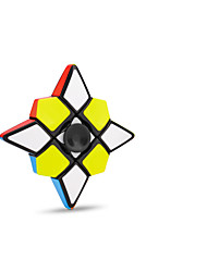 cheap -Fidget Spinner Hand Spinner Magic Cube Flat Shape Transformable High Speed Glossy Relieves ADD, ADHD, Anxiety, Autism Office Desk Toys