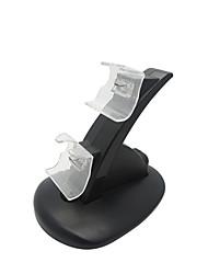 abordables -PS4 USB Support de poignée Pour PS4 Slim PS4,ABS Support de poignée Facile à transporter Prêt à l'emploi # USB 2.0