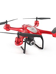 baratos -RC Drone SJ  R / C S30W RTF 4CH 6 Eixos 2.4G Com Câmera HD 3.0MP 1920x1080 Quadcópero com CR FPV / Modo Espelho Inteligente / Acesso à