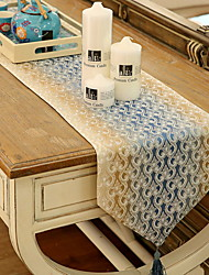 baratos -Moderna PVC / Nãotecidos Quadrada Marcadores de Lugar Bordado Decorações de mesa 1 pcs