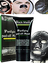 cheap -1 colors Cleansers / Mask / Facial Cleanser Wet Liquid / Cleaning / Mask Deep-Level Cleaning / Pore-Minimizing / Blackhead Men / Women / Lady # Portable / High Quality Pull out / Travel