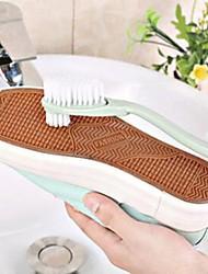 abordables -Cuisine Les fournitures de nettoyage Nylon / PP Brosse à Chaussure Anti-poussière 1pc