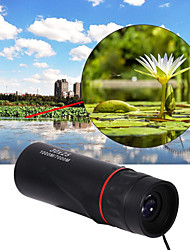 cheap -10 X 25 mm Monocular Portable / Night Vision Black Camping / Hiking / Hunting / Trail